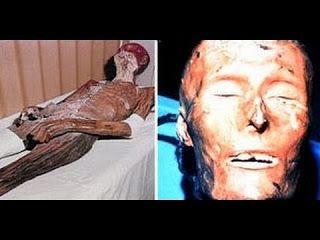 Elmer è stato un bandito americano nato nel 1880 il cui corpo venne mummificato e venduto come attrazione da baraccone fino al 1970!