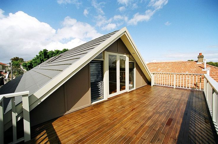 26 Best Rooftop Deck House Ideas Tiny House Inspiration