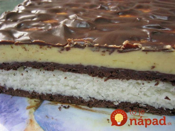 Výborný dezert, ktorý zvládnete raz-dva. Chutí tak výborne, že si ani nespomeniete na dezerty z cukrárne. Najlepšie chutí dobre vychladený a ako inak, v dobrej spoločnosti.