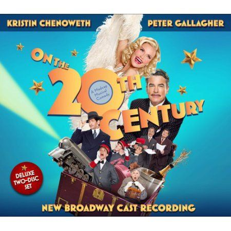 On The Twentieth Century N B C R Walmart Com In 2020 Kristin Chenoweth The Twenties It Cast