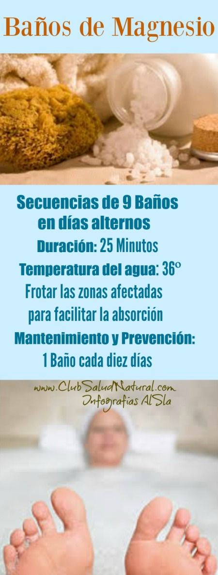 Beneficios del Magnesio en la Salud - Club Salud Natural