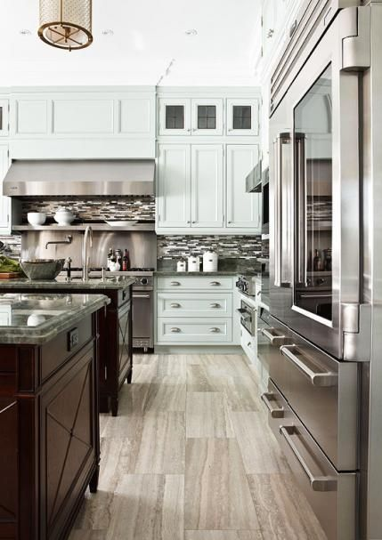 131 Best Beautiful Non White Kitchens Images On Pinterest