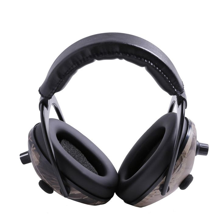 Protear Electronic Ear Protection Shooting Hunting Ear Muff Print Tactical Headset Hearing