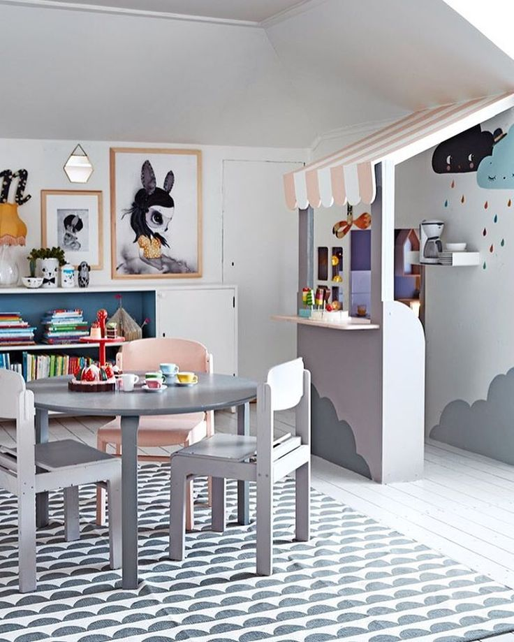 25 best ideas about small playrooms on