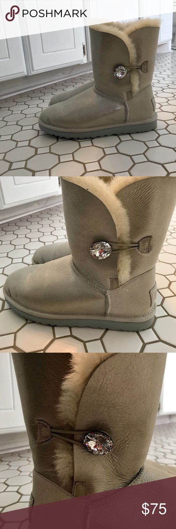 Spotted while shopping on Poshmark: UGG Classic Short boots! #poshmark #fashion #shopping #style #UGG #Shoes