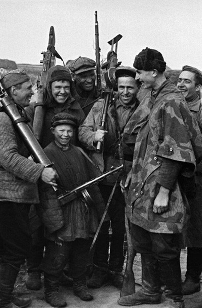 Photo From Album Deti Vojny 1 On Vojna Voennye Fotografii I