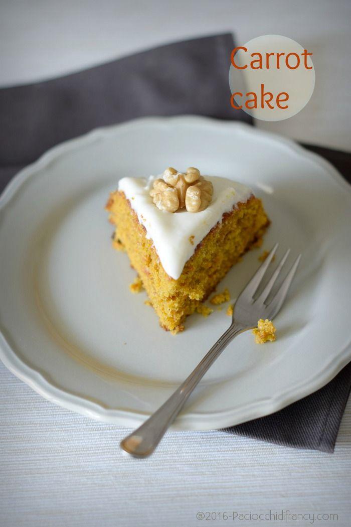 Paciocchi di Francy: Carrot cake (con frosting)