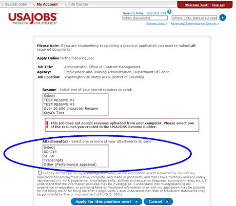 usajobs the action column retrieve documents from your career guide part online inside free federal resume