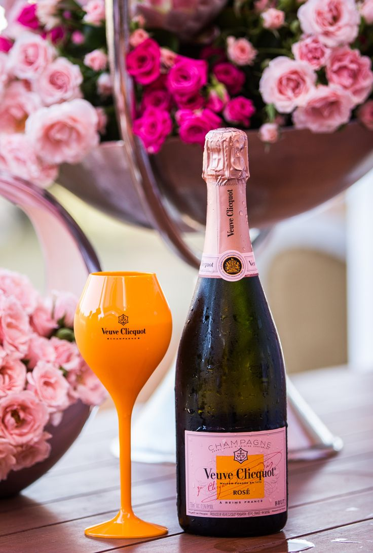 The Rosé Garden at The Sixth Annual Veuve Clicquot Polo Classic, Los Angeles #VCPoloClassic