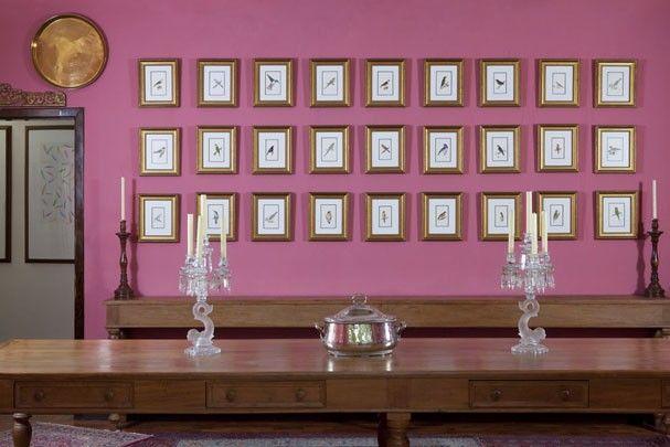 Decoração Rose Quartz (Foto: André Klotz)