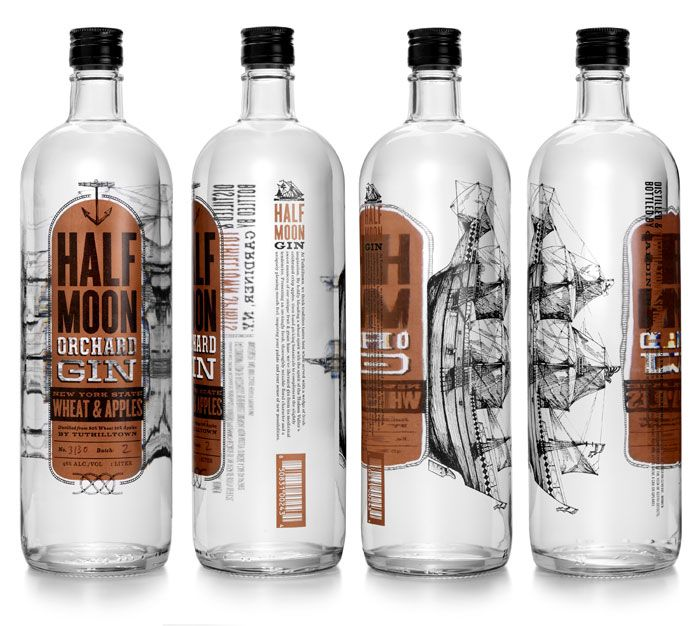 Half Moon Orchard Gin