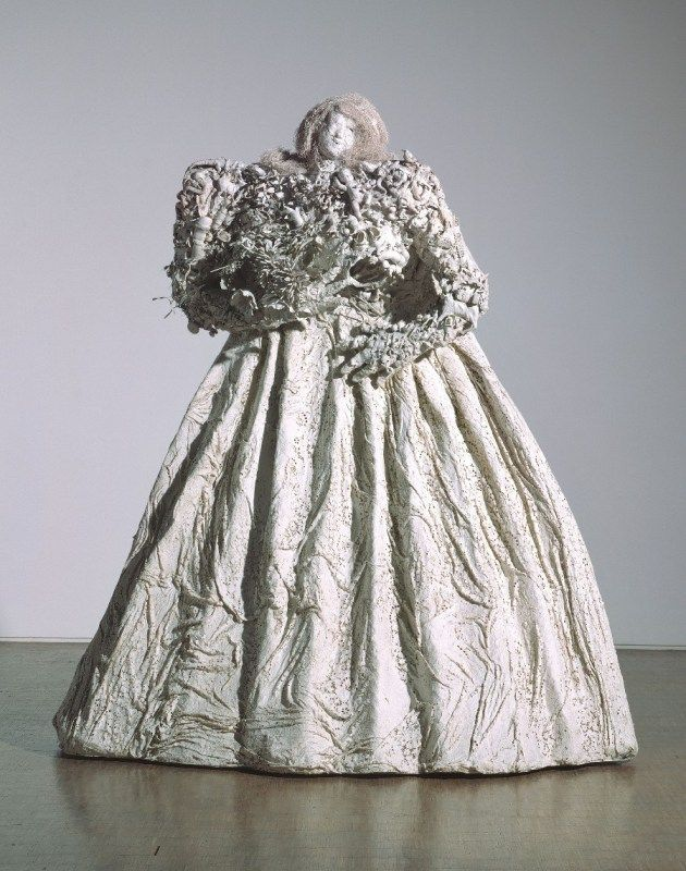 THE BRIDE by Niki de Saint Phalle