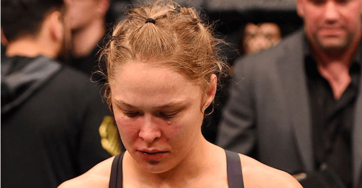 Friday night in Las Vegas, former UFC women's bantamweight champion Ronda Rousey stepped into the Octagon for the first time since dropping a 2nd round KO loss to Holly Holm at UFC 193 back in November of 2015. While Rousey's return was the focus of the promo videos from the UFC leading up to the...