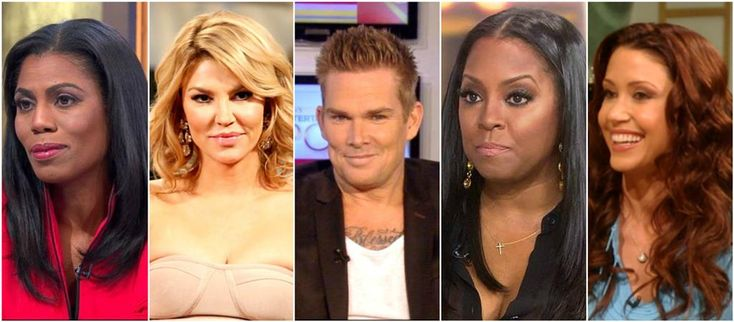 Brandi Glanville and Omarosa Manigault in the same house?! This should be fun.    CBS unveiled the cast of the first ever U.S. Big Brother: Celebrity Edition on Sunday night, just a week ahead of its winter season premiere on Wednesday,