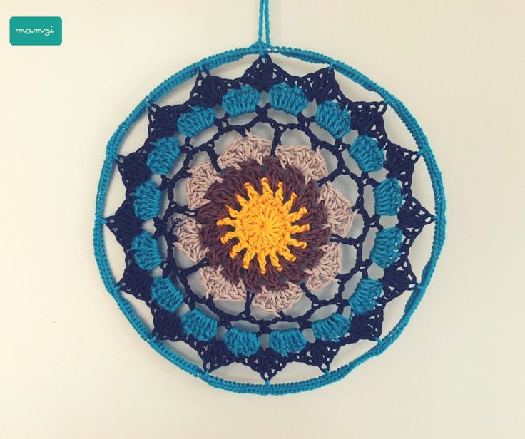 crochet mandala https://www.etsy.com/your/shops/MamziGrannyChic