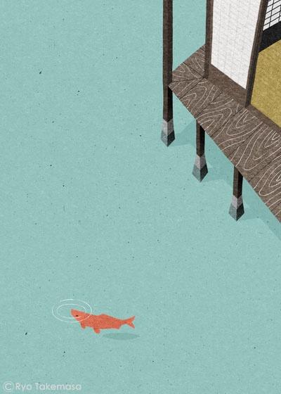 武政 諒 illustration | Illustration