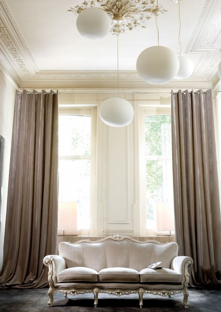 Die besten 25+ Blickdichte vorhänge Ideen auf Pinterest - gardinen modern wohnzimmer schwarz weis