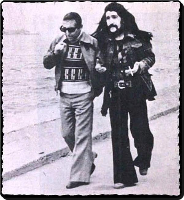 Barış Manço ile Boğaz'da yürümek (70'ler) #birzamanlar #nostalji #istanlook