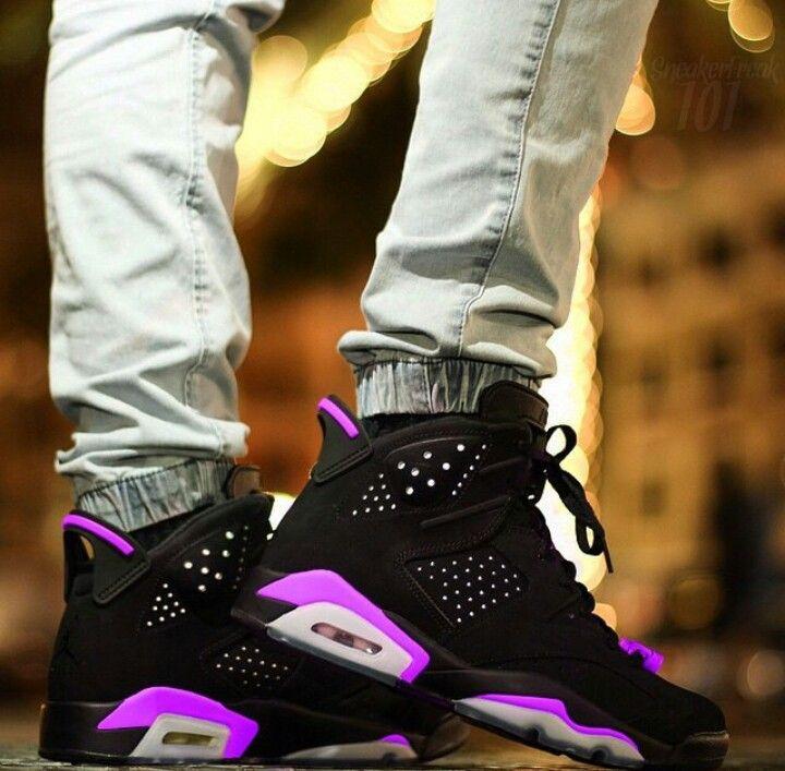 Custom Air Jordan 6s