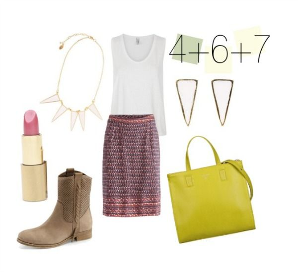 8 Teile 8 Outfits / Fair Fashion Kleidung / 8 Pieces 8 Outfits