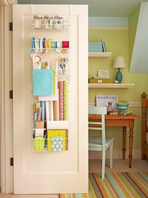 Como decorar e organizar a casa. Blog Tu Organizas.: Aproveitando os pequenos espaços