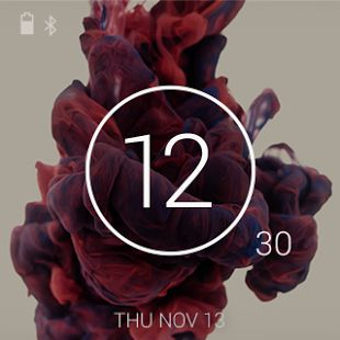 Behance Android watch faces, wallpapers app.