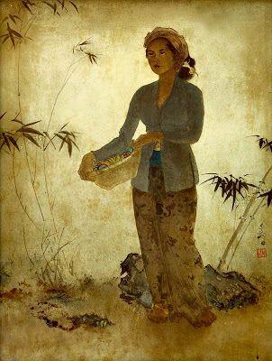 LEE MAN FONG http://www.widewalls.ch/artist/lee-man-fong/ #figurative #nature #art #painting