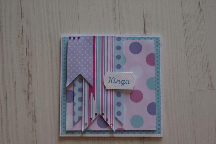 Card for Kinga