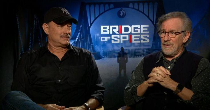 Spielberg conta história real de guerra e espionagem em 'Ponte de Espiões'