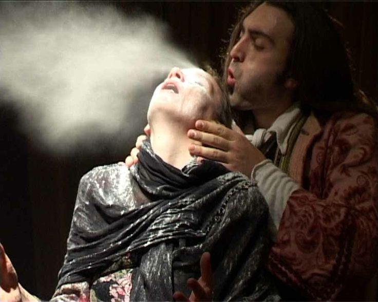 """""""Teatro-Cucina"""" by Compagnia Faleni-Infuso. #Theatre. VIE Scena Contemporanea Festival 2007"""