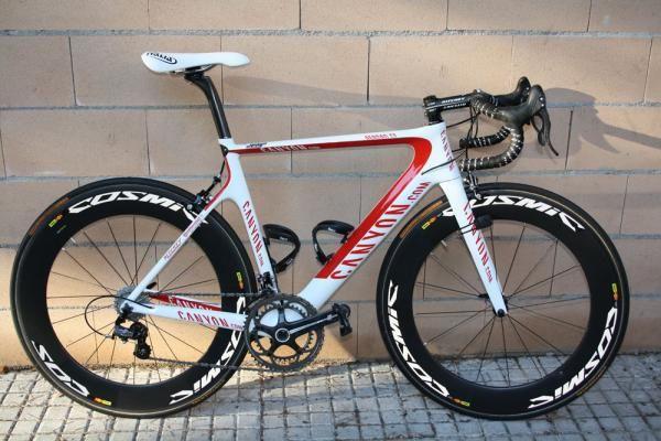 Pro Bike Philippe Gilbert S Omega Pharma Lotto Canyon Aeroad Cf