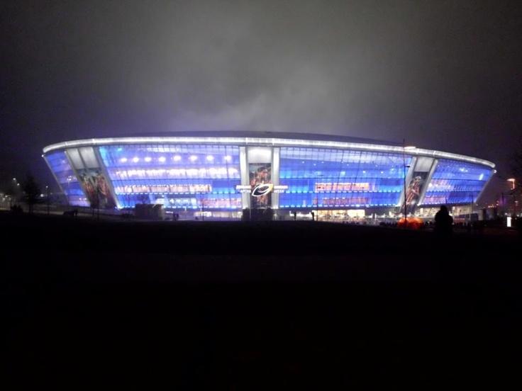 Harakiri @ Shakhtar Donetsk-Borussia Dortmund