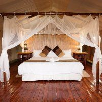 Luxury Tents - Sleeping Quarters