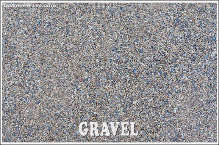 3 gravel textures added texturewave.com