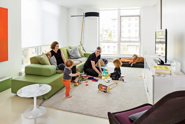 boston renovation accents minimalist white with rich felt murals, Wohnideen design