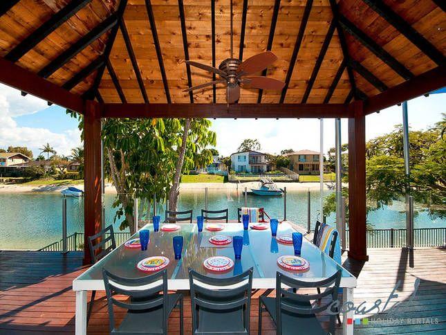 Verdichio Family Oasis, a Gold Coast Waterfront House | Stayz