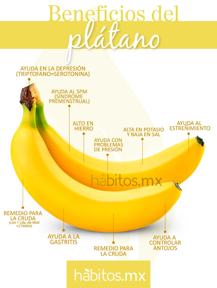 Hábitos Health Coaching | ¡El delicioso plátano y sus beneficios!