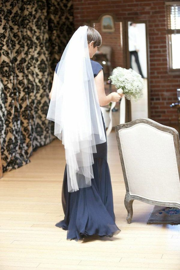 Image result for blue wedding dress with