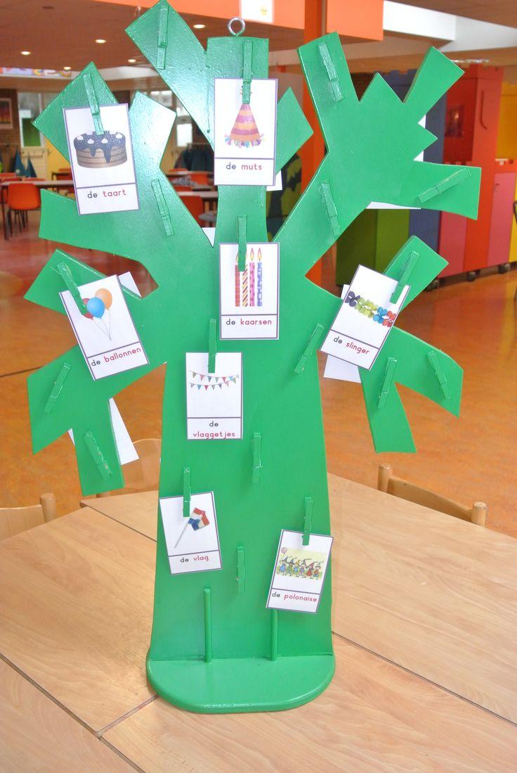Woordenboom, wat een goed idee!