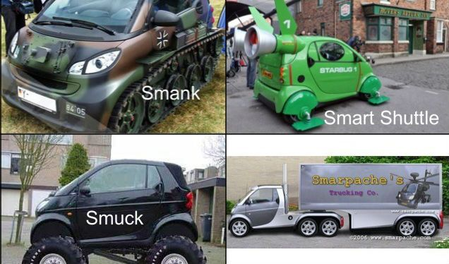 The Evolution Of Smart Car Meme Collection Cars Memes