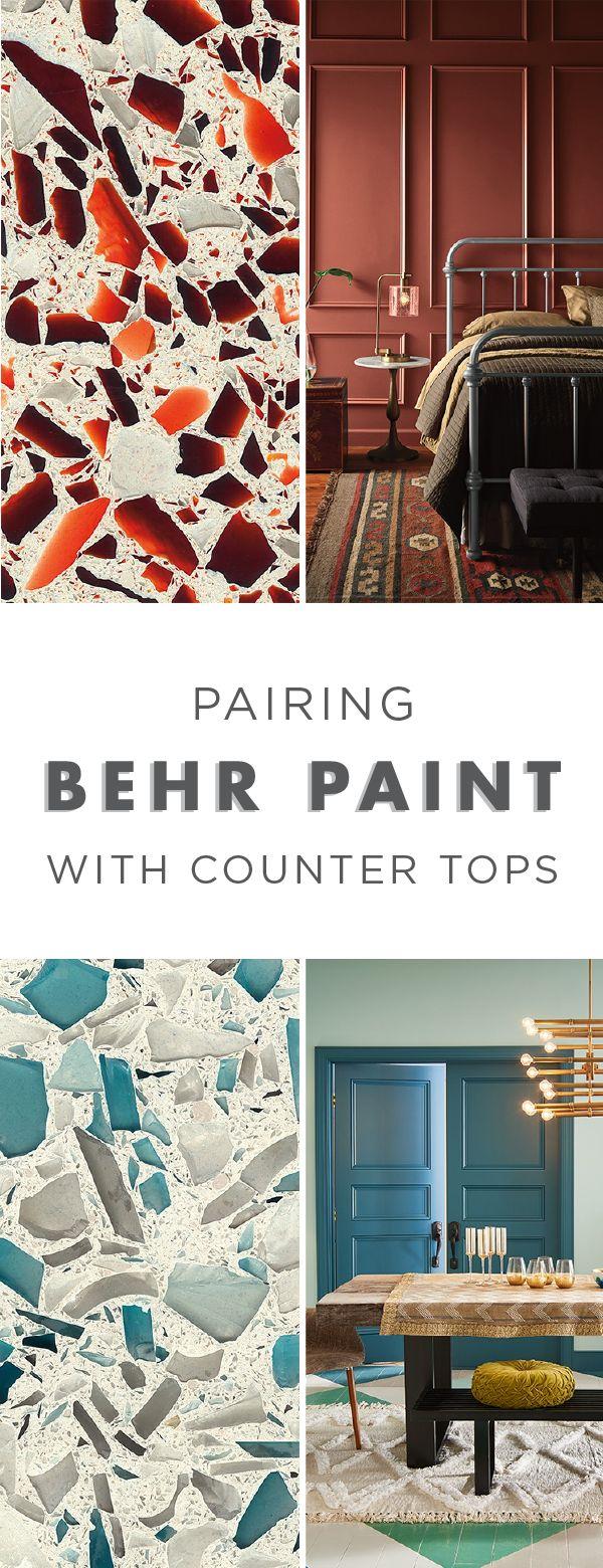 81 best BEHR 2017 Color Trends images on Pinterest   Color trends ...