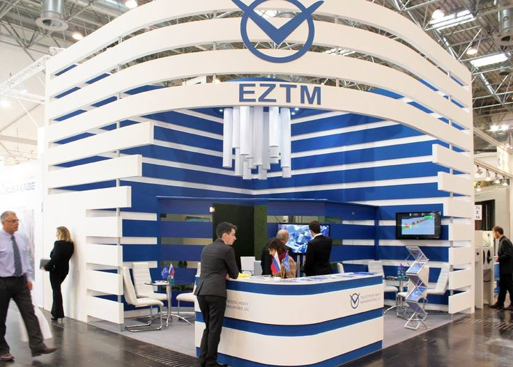 Stand EZTM on Tube 2014 Dusseldorf #buildup #gc_granat #design #exhibitionbooth