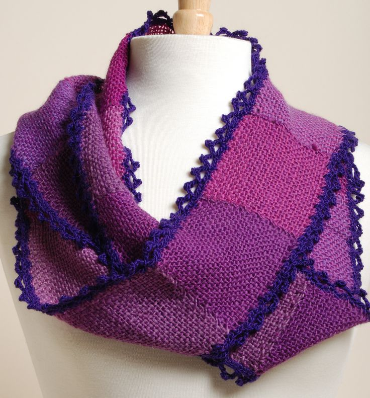 Infinity Scarf Loom Knitting Pattern For Beginners : 14 best images about Weaving - Zoom Loom on Pinterest ...