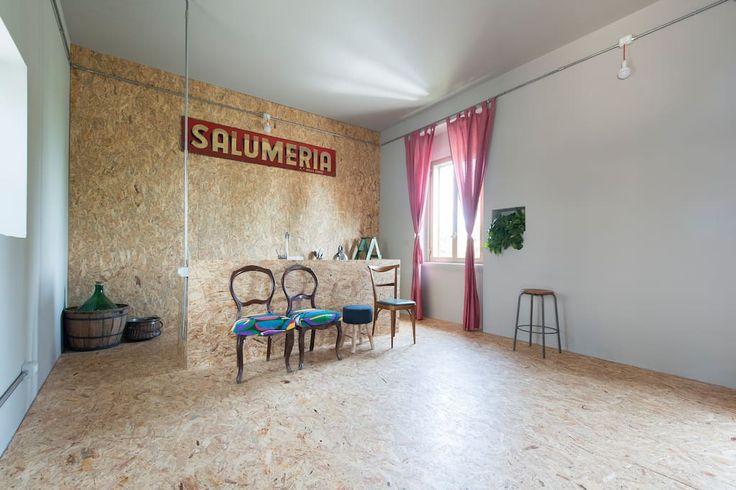 Airbnb'deki bu harika kayda göz atın: Stupendo Loft a milano sud! - Milano şehrinde Kiralık Apartman daireleri