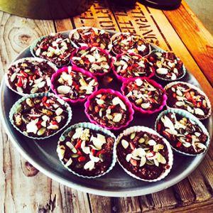 gezonde chocolade muffins recept gezonde muffins gezonde cupcakes chocolade cupcake