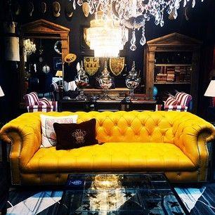 Best Chesterfield Living Room Ideas On Pinterest