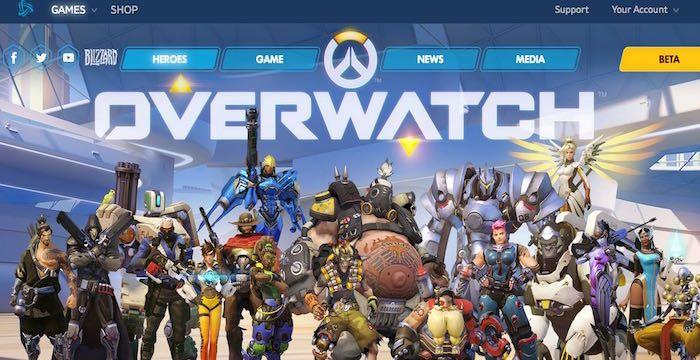 Overwatch Sign Up