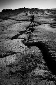 Muddy Volcanoes- Buzau-Romania
