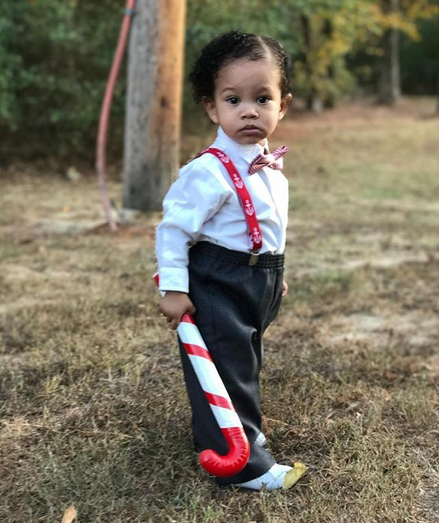 Happy Founders Day to the men of Kappa Alpha Psi Fraternity, Incorporated from the most adorable future Kappa man that we've ever seen.  106 years ago today, Kappa Alpha Psi Fraternity, Inc. was founded at Indiana University, becoming a historically Black Greek letter organization created for college men everywhere.  Photo via: @mrsjrstorey (mom)  #becauseofthemwecan #kappaalphapsi