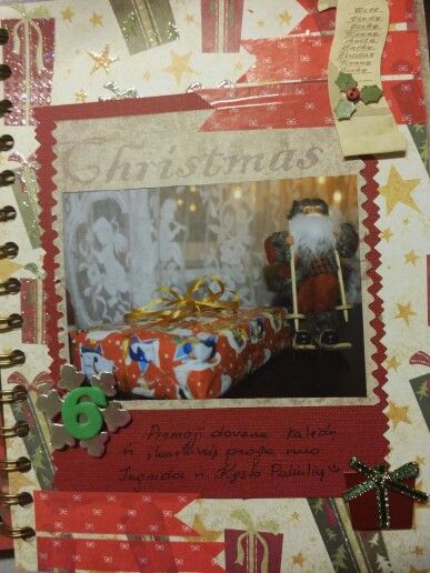 December daily 2013 . 6 day